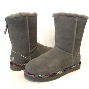 UGG Classic Short Boot Special Edition Grunge